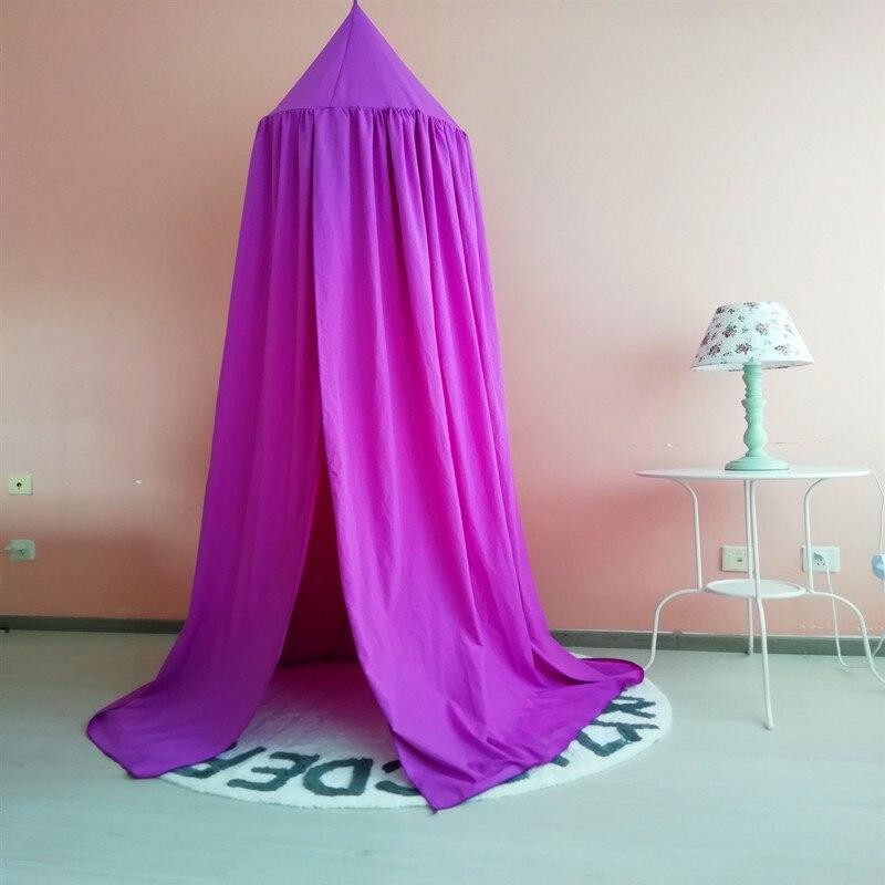 Ciel de Lit Bébé | Violet Fuchsia