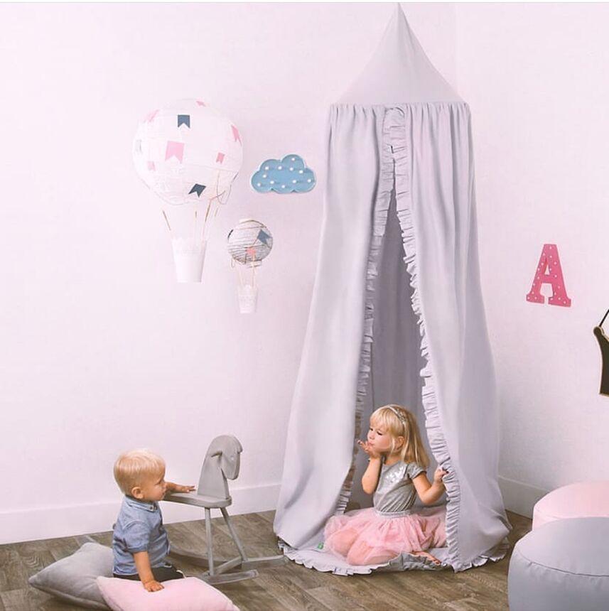 Ciel de Lit Bébé | Violet Pastel