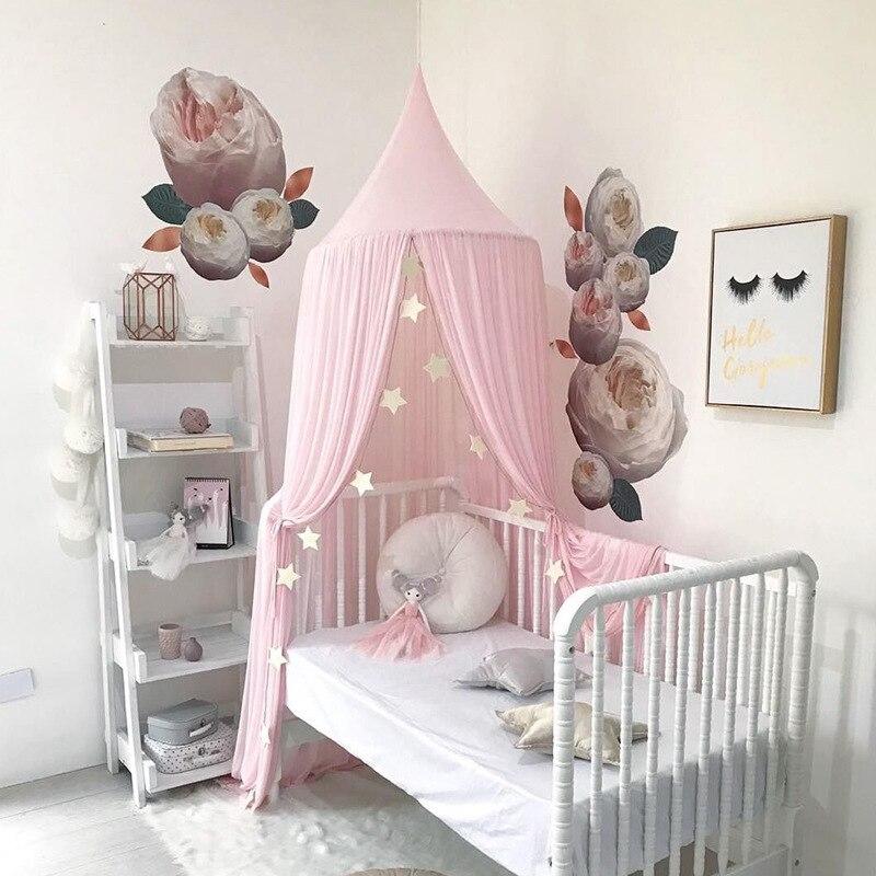 Ciel de Lit Bébé | Rose Crème