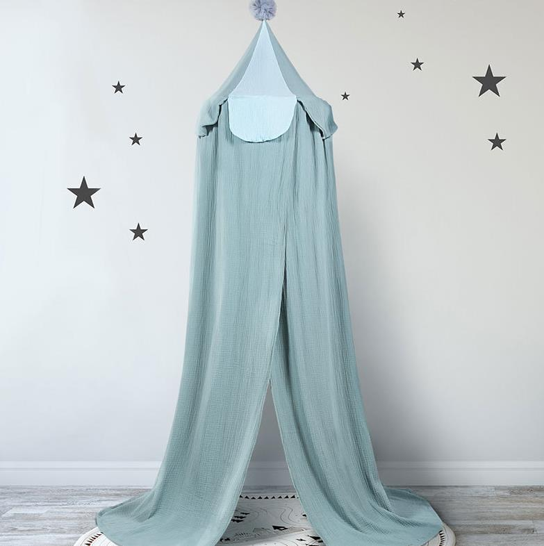 Ciel de Lit Bébé | Chapiteau Cirque Bleu