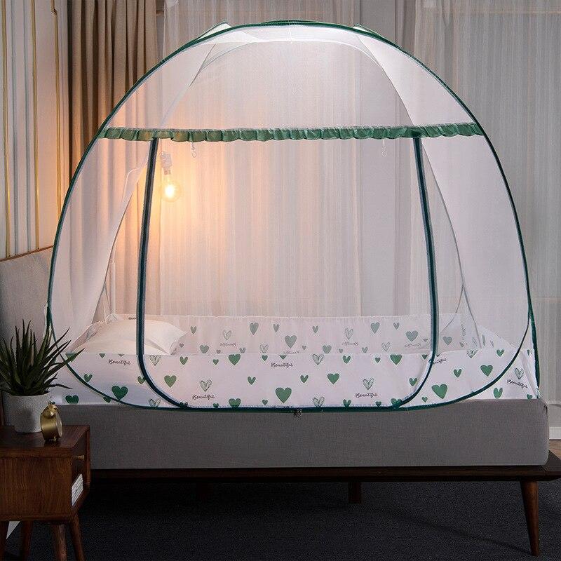 Moustiquaire Lit 2 Places | Vert  Amour