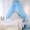 Ciel de Lit Bleu Ciel   Avec Couronne