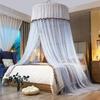 Couramment-utilis-filles-chambre-d-cor-moustiquaire-tente-princesse-simple-porte-lit-Net-avec-glands-Design