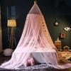 Moustiquaire-pour-lit-d-enfants-en-coton-rideau-couverture-de-lit-de-princesse-d-me-suspendu