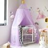 Ciel de Lit Bébé   Violet Tissu Léger