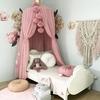Ciel de Lit Bébé | Rose Bonbon Enrobé