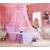 Ciel de Lit Filles Rose Modèle 1