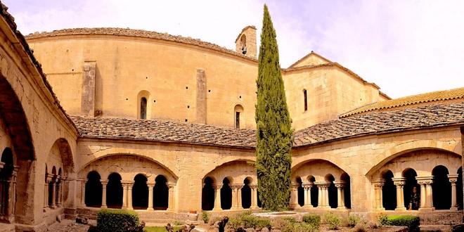 Abbaye-Ganagobie