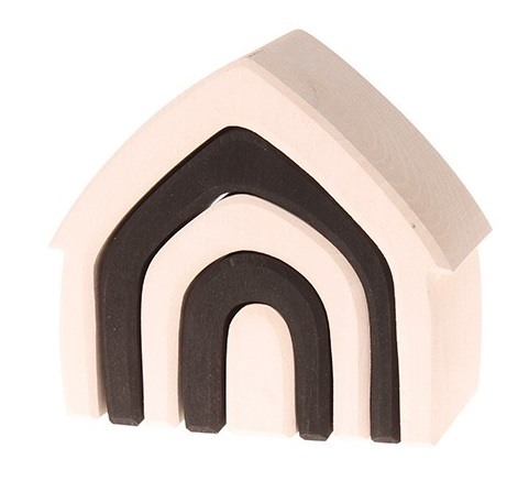 Huis Monochroom GRIMM\'s