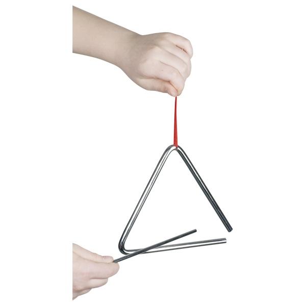 Triangel muziekinstrument GOKI