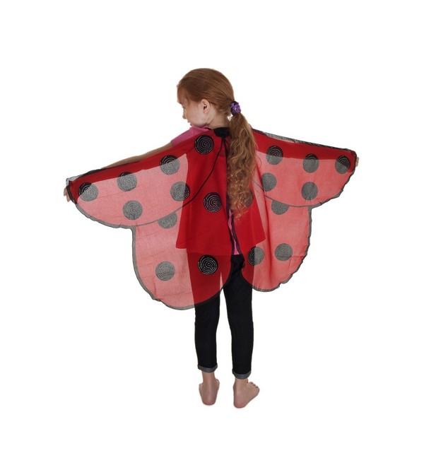 Lieveheersbeestje Vleugels Dreamy Dress-Ups