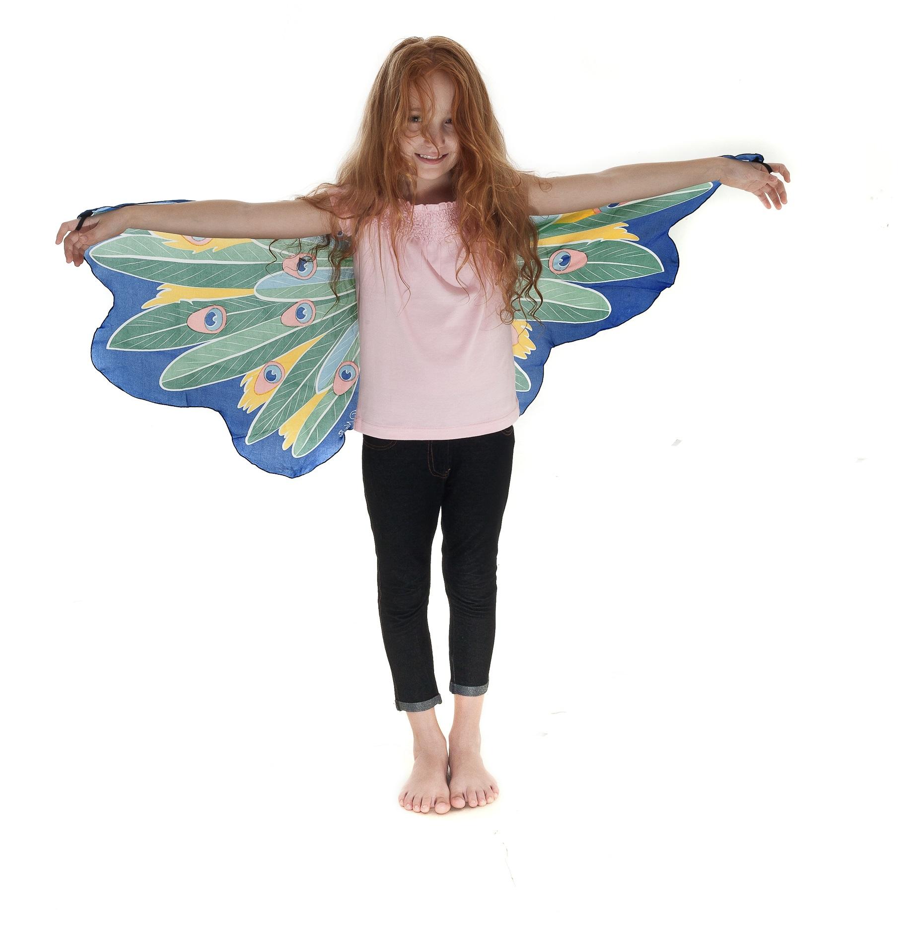 Vleugels Pauw Dreamy Dress-Ups