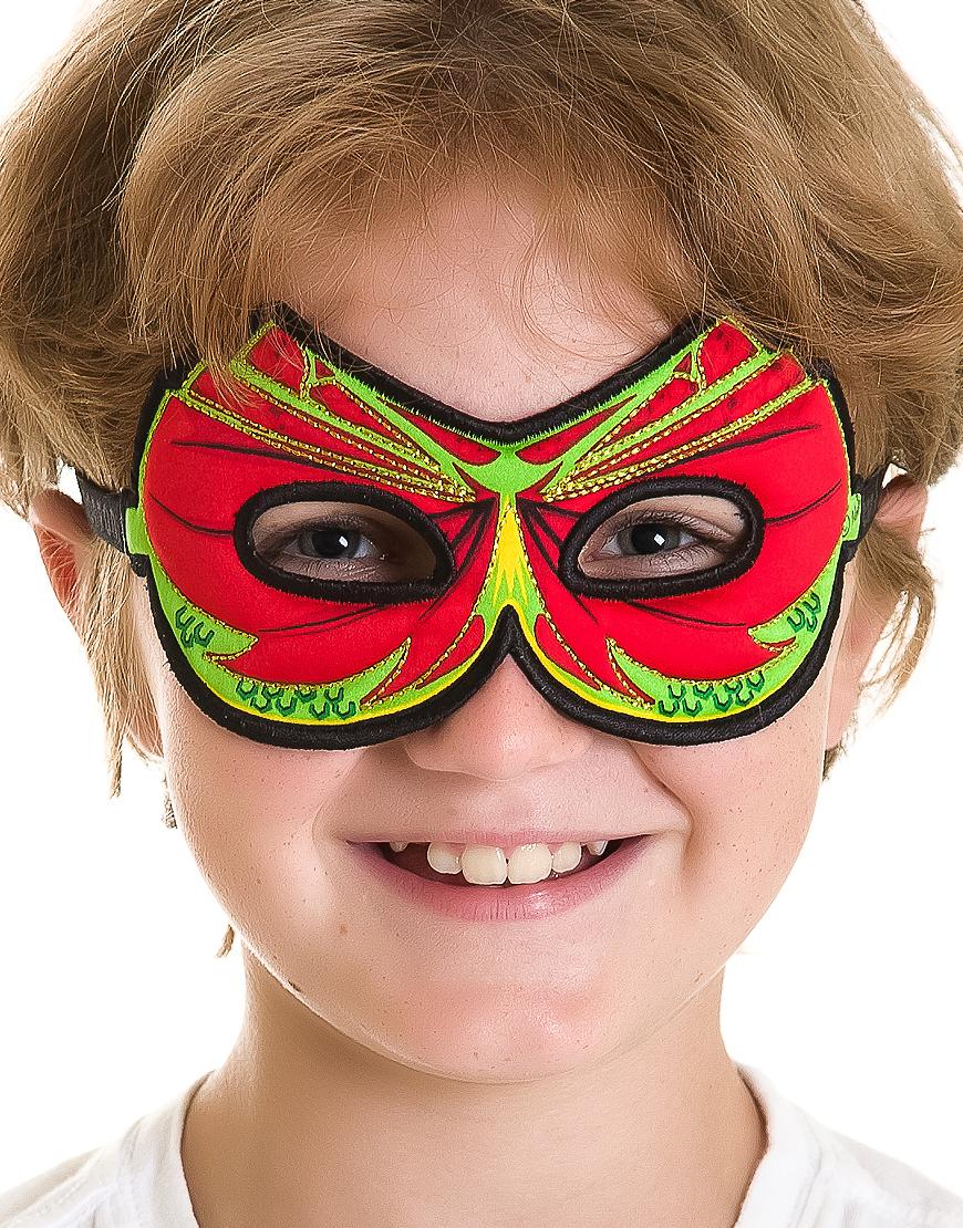 Masker Draak - Dreamy Dress-Ups