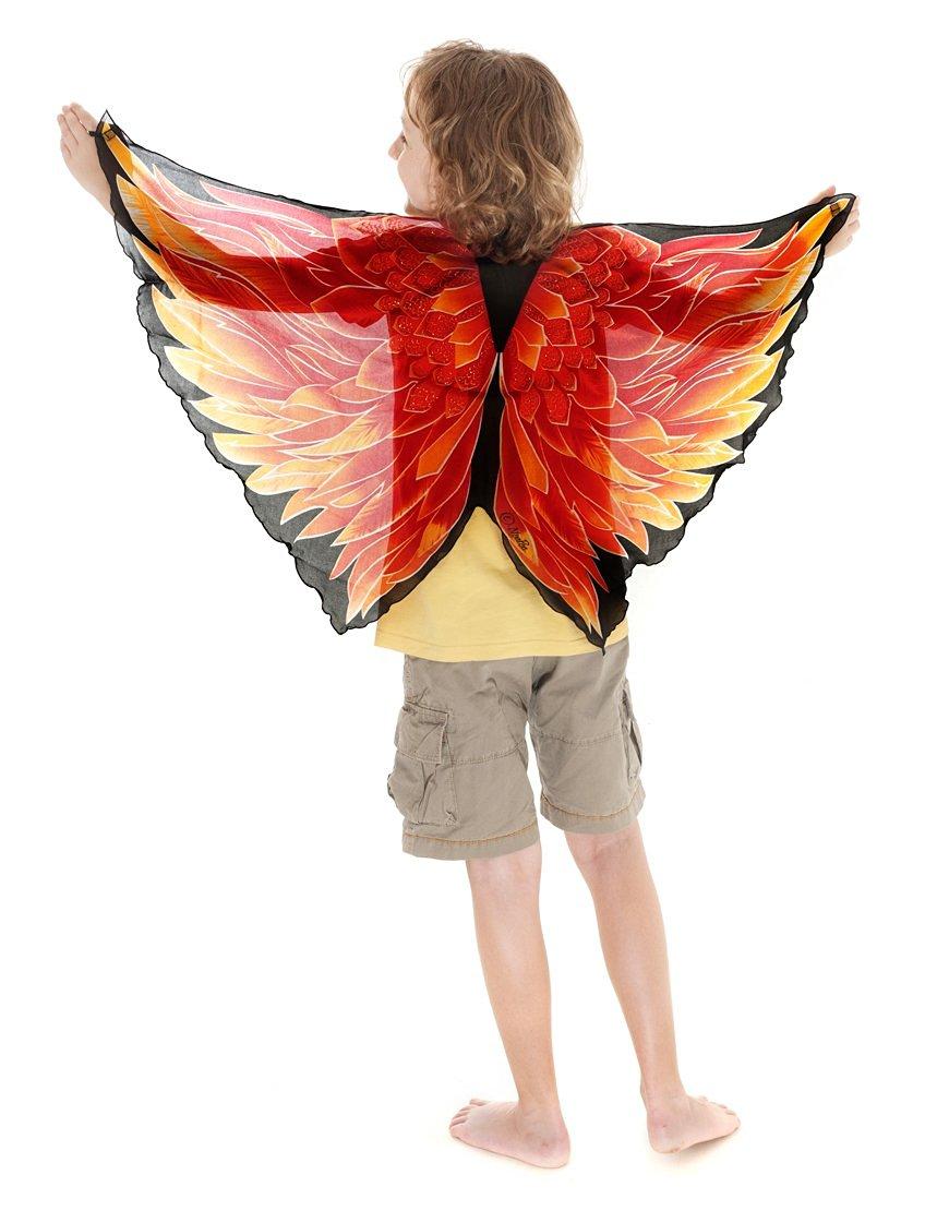 Verkleedvleugels Vuurvogel - Dreamy Dress-Ups