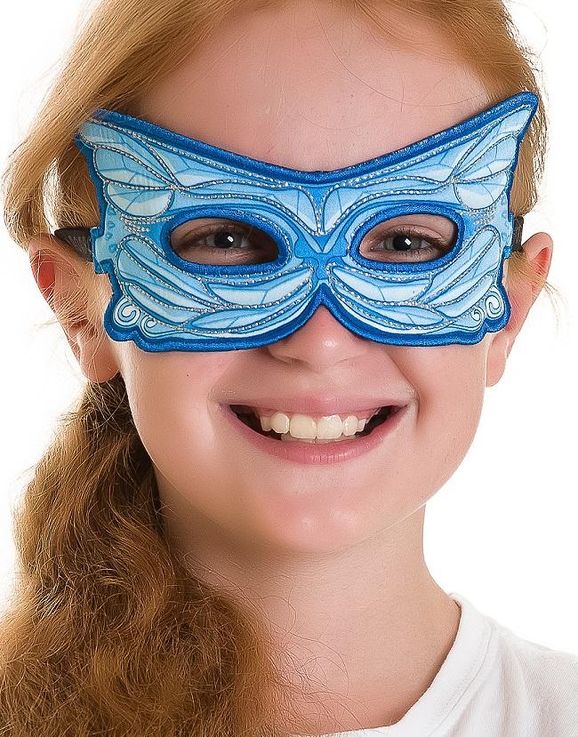 Masker Blauwe Fee - Dreamy Dress Ups