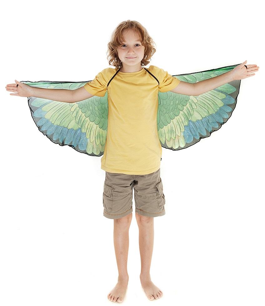 Parkieten Vleugels - Dreamy Dress-ups