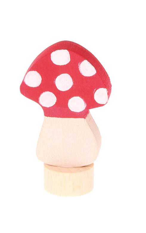 Figurine-champignon
