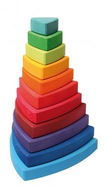Tour-à-empiler-forme-triangulaire-Grimms