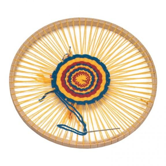 Métier à tisser Cercle (sans laine) Nic
