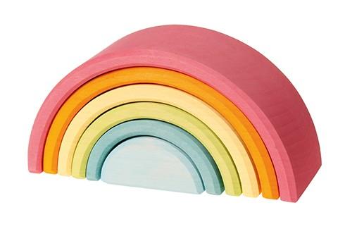 Middelgrote Regenboog Pastel GRIMMS