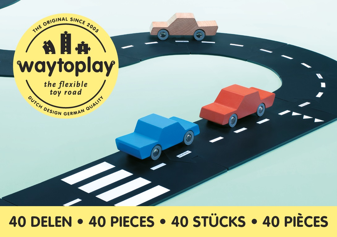 WaytoPlay King of the Road – 44 delen