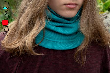 MaM Snood merinos wol Volwassen - Verschillende kleuren