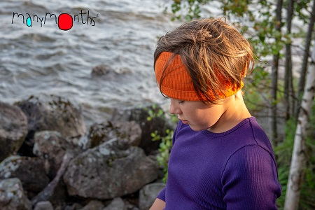 ManyMonths Wollen Headband - Verschillende kleuren