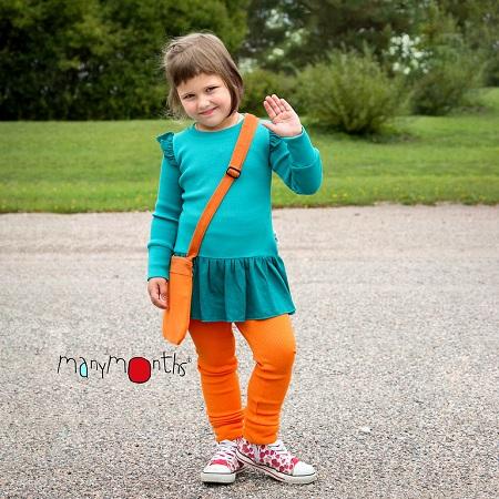 ManyMonths wollen legging - verschillende kleuren