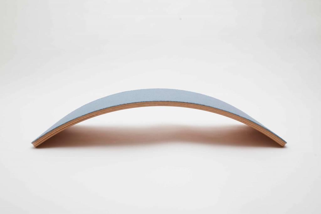 Wobbel Starter Planche d\'équilibre Feutre bleu ciel