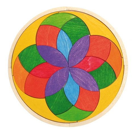 Puzzle-cercle-Iris-Grimms