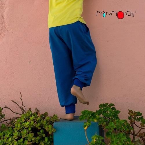 ManyMonths Pantalon Slouchy Chanvre/Coton BIO