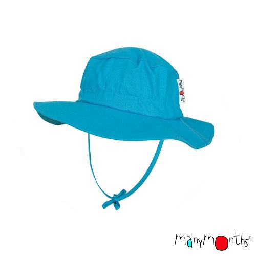 ManyMonths Traveller Hat Aquarius Turquoise