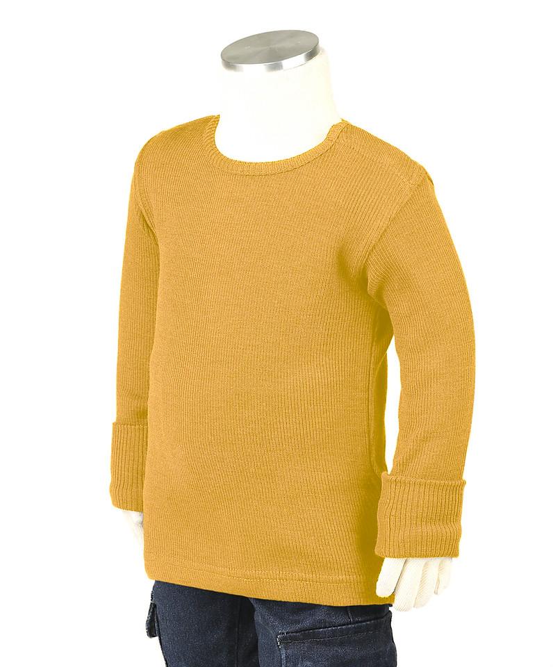 ManyMonths wollen T-shirt lange mouwen – verschillende kleuren