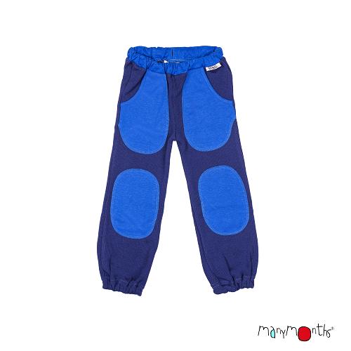 ManyMonths Wollen Hazel Pants met zakken - Verschillende kleuren