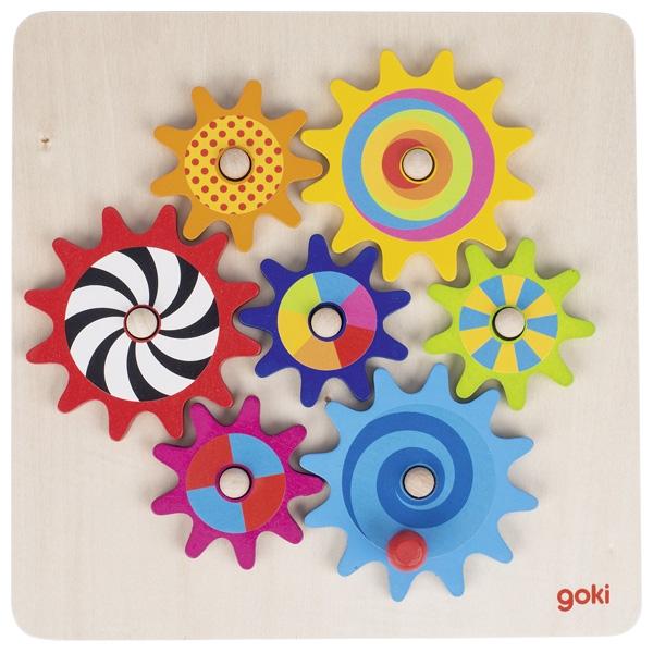 Tandwiel puzzel GOKI