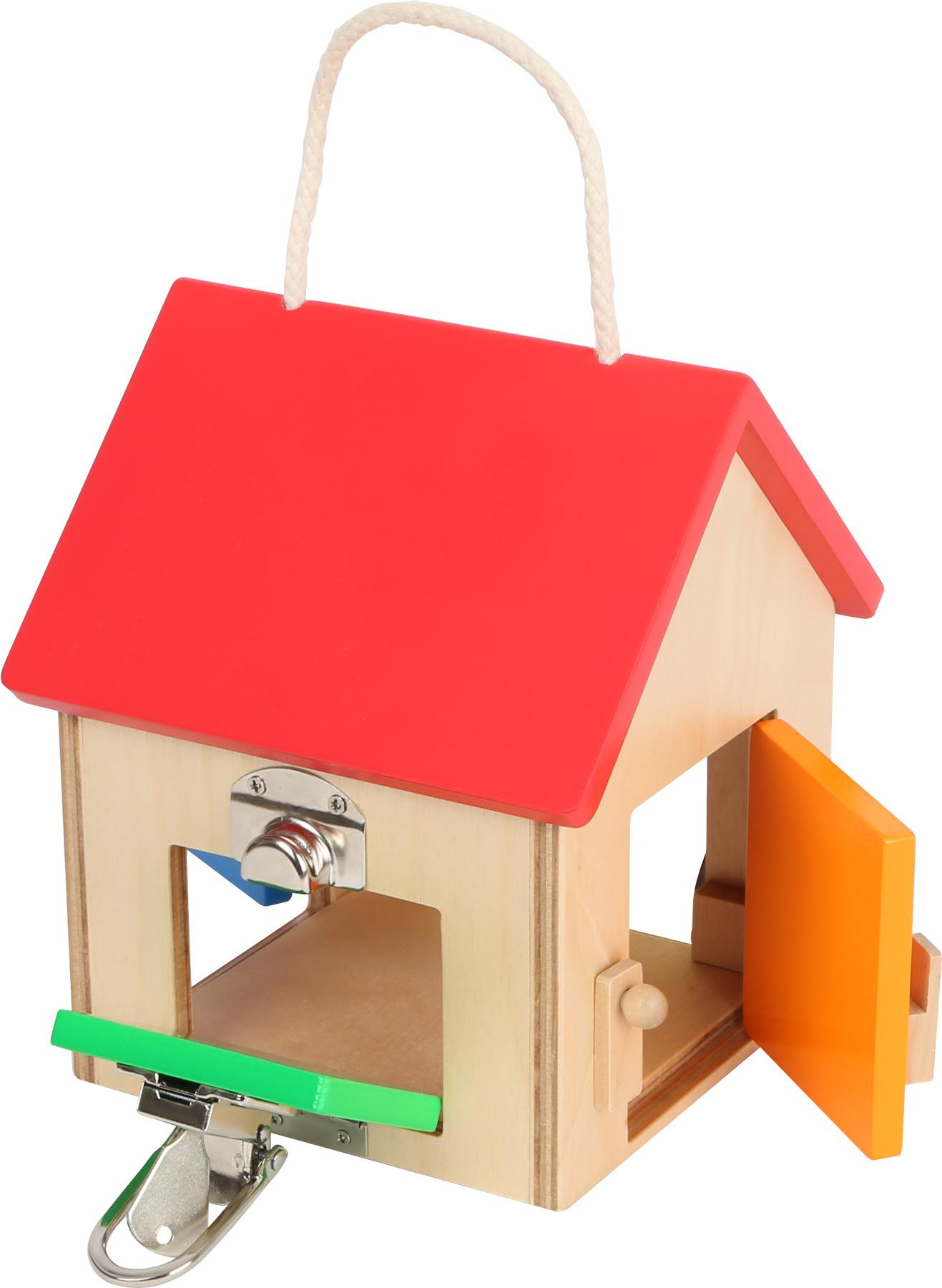 Maison à serrures compacte Smallfoot
