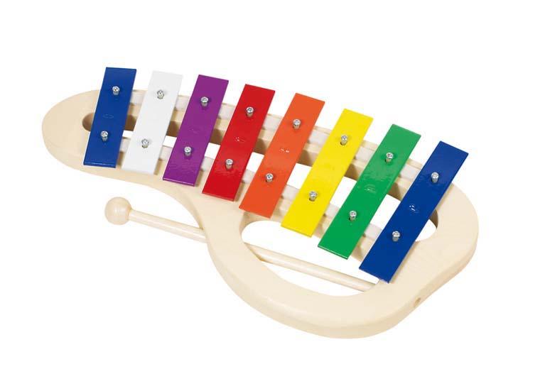Houten Xylofoon GOKI