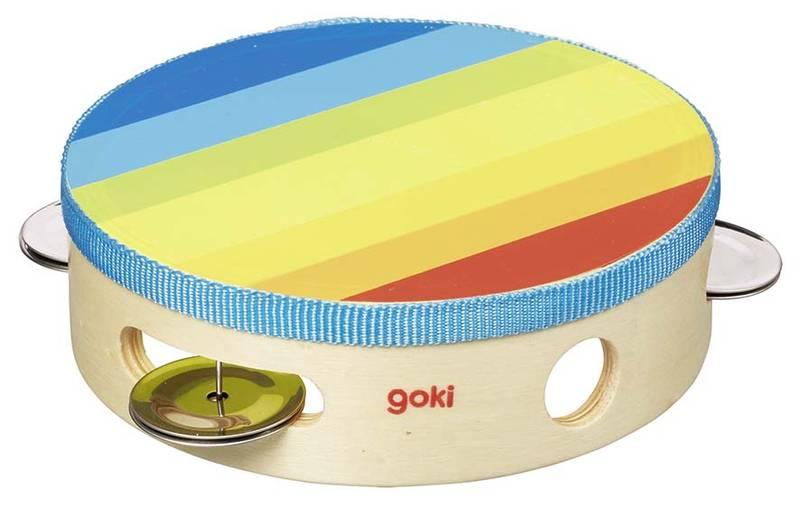 Tamboerijn met belletjes GOKI