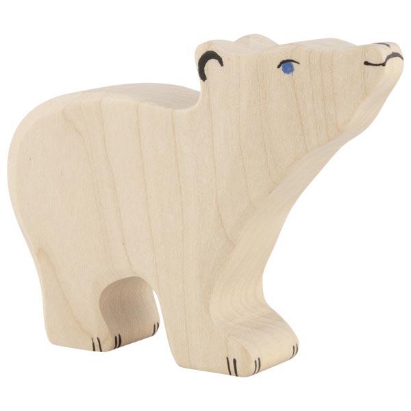 Ours polaire petit Holztiger