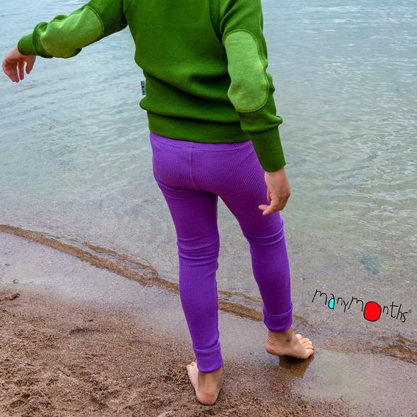 ManyMonths wollen legging – Kleuren 2020