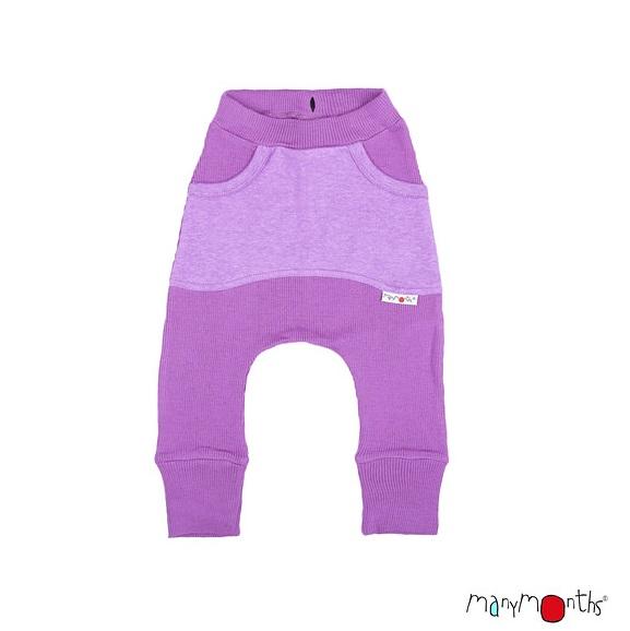 ManyMonths Kangaroo Pants met diepe zak – kleuren 2020