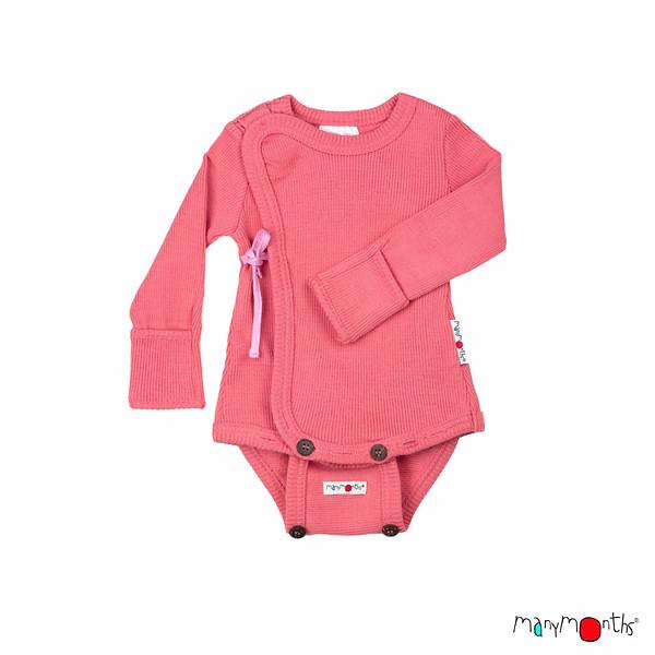 ManyMonths Kimono Romper lange mouwen Wol - kleuren 2020