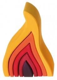 Vuur bouwelementen GRIMMS