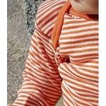 T-shirt-ORANGE-rayé-Cosilana2