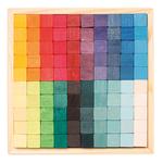 Cubes-mosaïques
