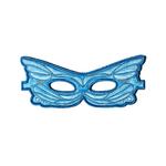masque-fee-bleu