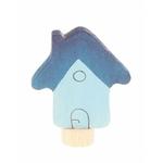 Figurine-maison-bleue-GRIMMS