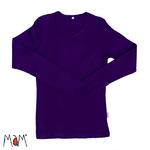 mam-tee-shirt-manches-longues-en-laine-femme-majestic-plum