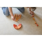 mandala-mini-cones-en-bois-orange-lot-de-36-grapat