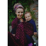 eng_pl_LITTLE-FROG-JACQUARD-RING-SLING-RUBY-DUST-size-M-2nd-quality-7618_2